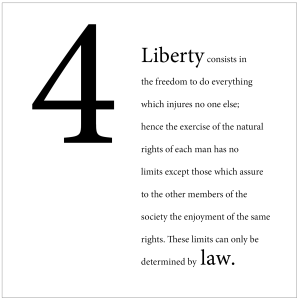 3 Rights Of Man