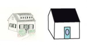 House sketchSVG