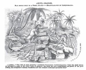 de la Beche Prof Ichthyosaurus