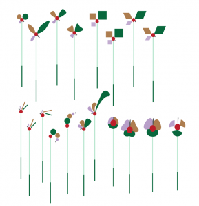 flowerglyphs