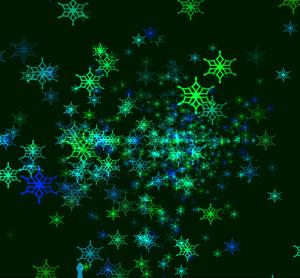 particlesnow
